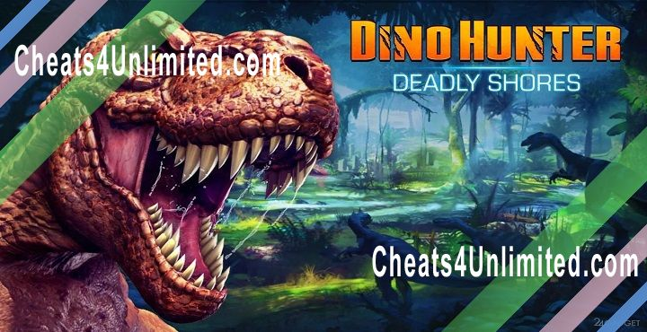 Dino Hunter: Deadly Shores Hack Gold, Money/Glu