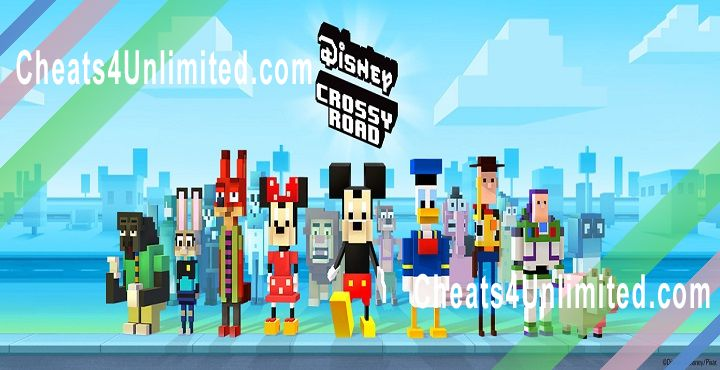 Disney Crossy Road Hack Coins