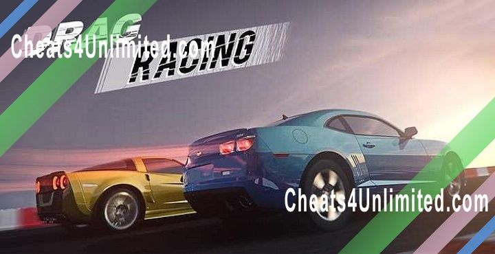 Drag Racing Classic Hack Money, RP