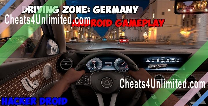 Driving Zone: Germany Hack Money