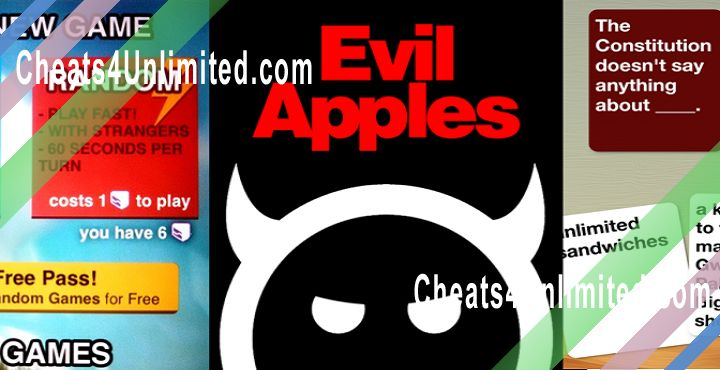 Evil Apples Hack Cake, Coins