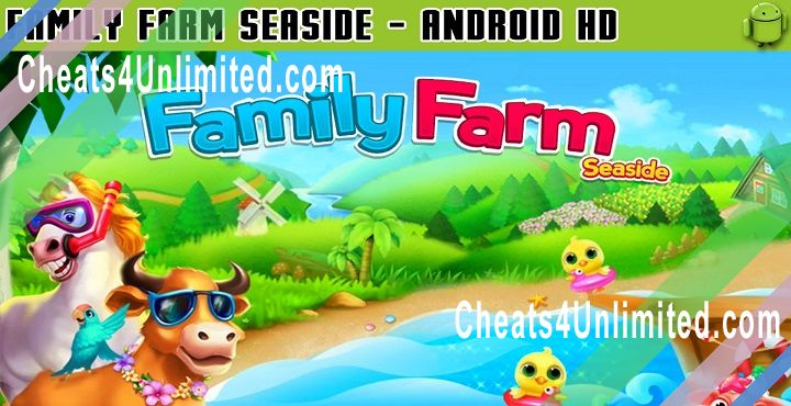 Family Farm Seaside Hack Coins, RC