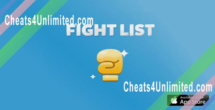 Fight List Hack Coins