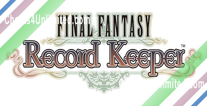 Final Fantasy Record Keeper Hack Mithril, Gems, Gil