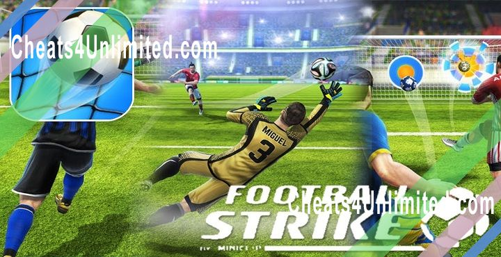 Football Strike Hack Money/Cash, Coins