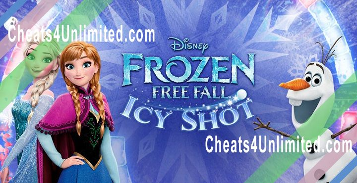 Frozen Free Fall Hack Lives, Moves
