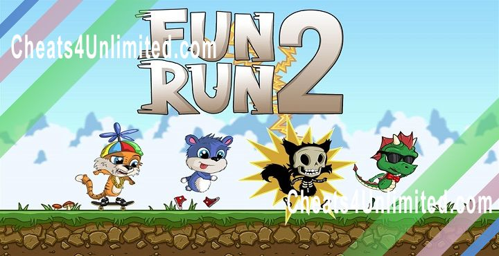 Fun Run 2 - Multiplayer Race Hack Gems, Coins