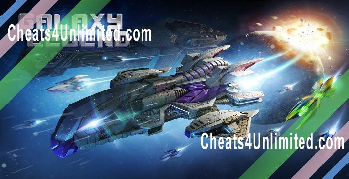Galaxy Legend Hack Money/Credits, Cubits