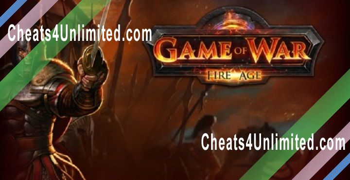 Game of War - Fire Age Hack Gold, Resources