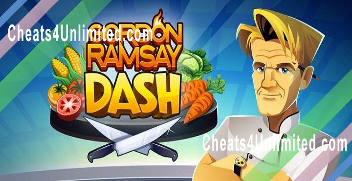Gordon Ramsay DASH Hack Gold, Coins
