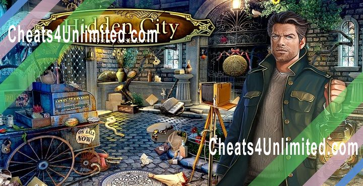 Hidden City: Mystery of Shadows Hack Gems/Rubies, Coins