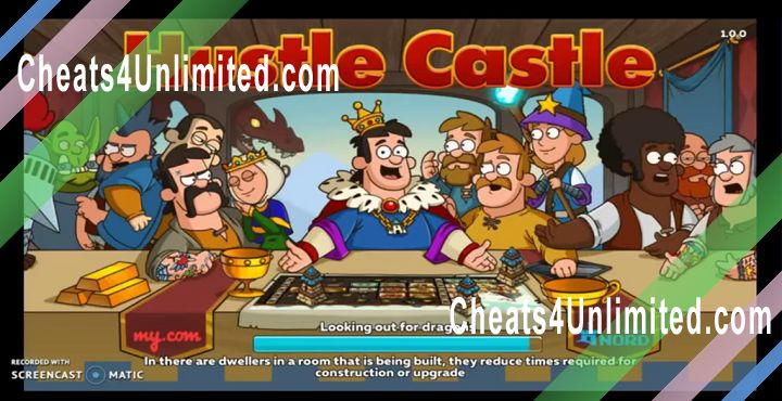 Hustle Castle Hack Diamonds/Gems