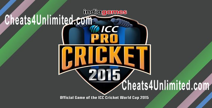 ICC Pro Cricket 2015 Hack Coins/Money/Gold