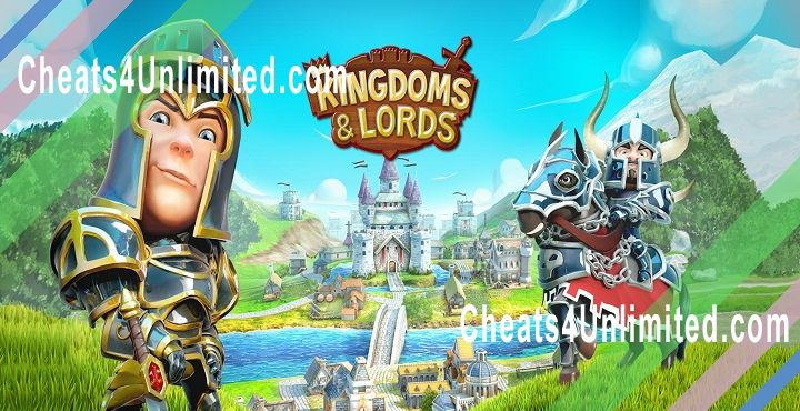 Kingdoms and Lords Hack Diamonds, Coins