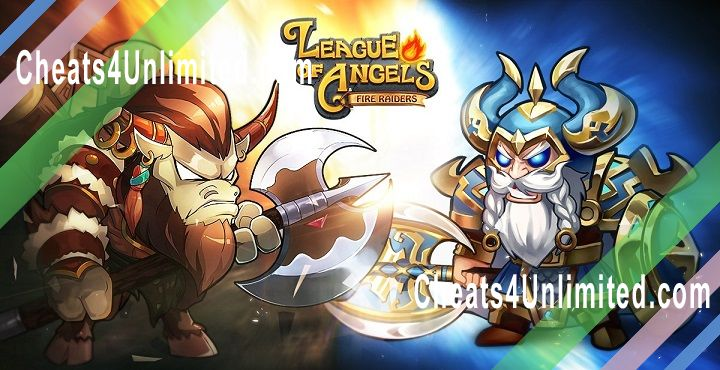 League of Angels - Fire Raiders Hack Diamonds/Gems