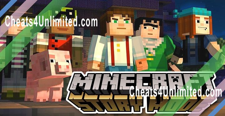 Minecraft: Story Mode Hack Money, Health, Unlock All