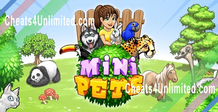 Mini Pets Hack Coins, Gems