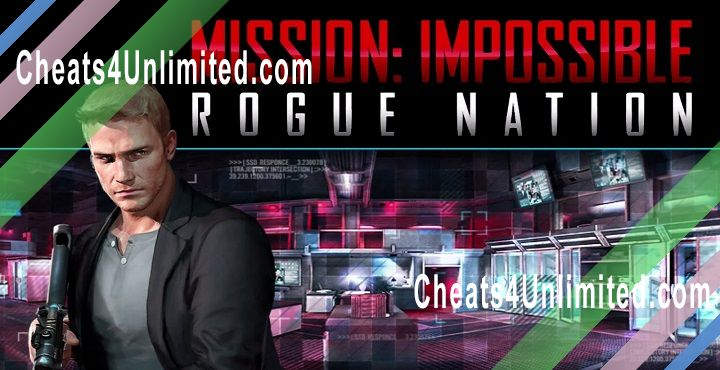 Mission: Impossible - Rogue Nation Hack Gold, Cash