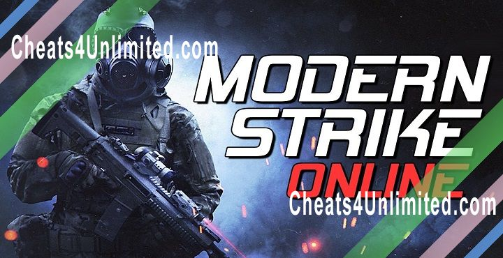 Modern Strike Online Hack Money, Gold