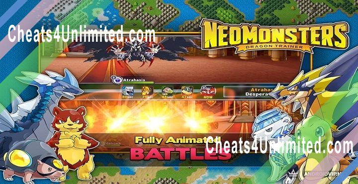 Neo Monsters Hack Gems