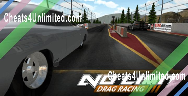 No Limit Drag Racing Hack Money