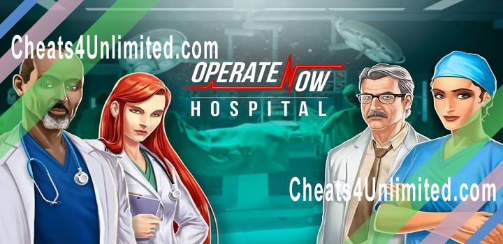 Operate Now: Hospital Hack Money, Hearts