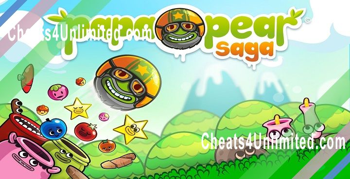 Papa Pear Saga Hack Gold Bars, Lives