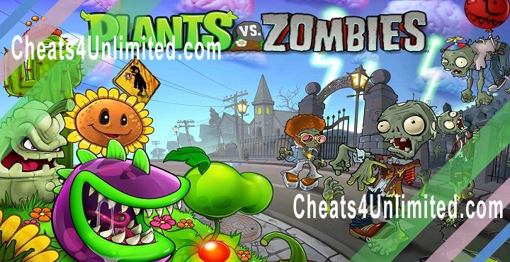 Plants vs. Zombies Hack Diamonds, Coins