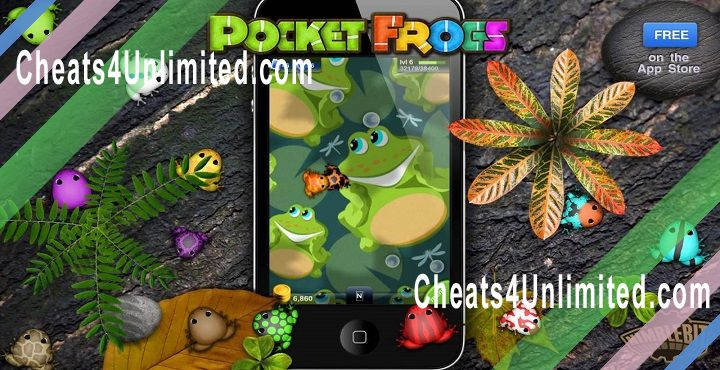 Pocket Frogs Hack Potions