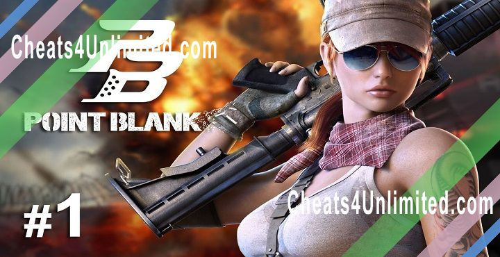 Point Blank Hack Cash, Ammo