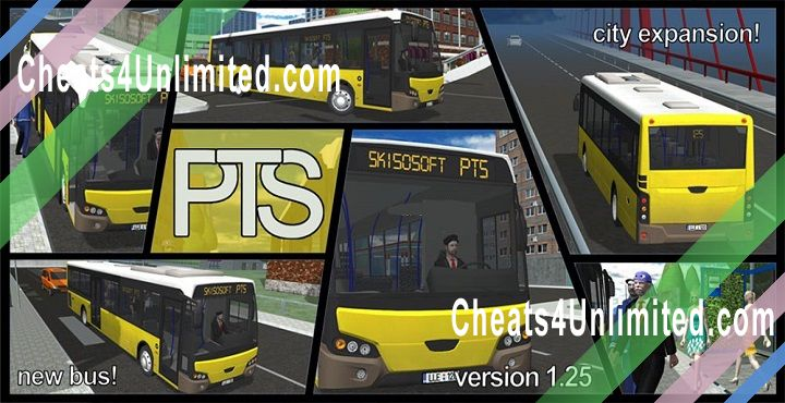 Public Transport Simulator Hack XP, Unlock All