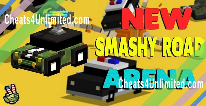 Smashy Road: Arena Hack Money, Unlock Everything