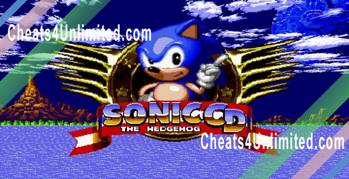 Sonic CD Hack Money, Unlock Everything