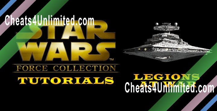 Star Wars Force Collection Hack Crystals