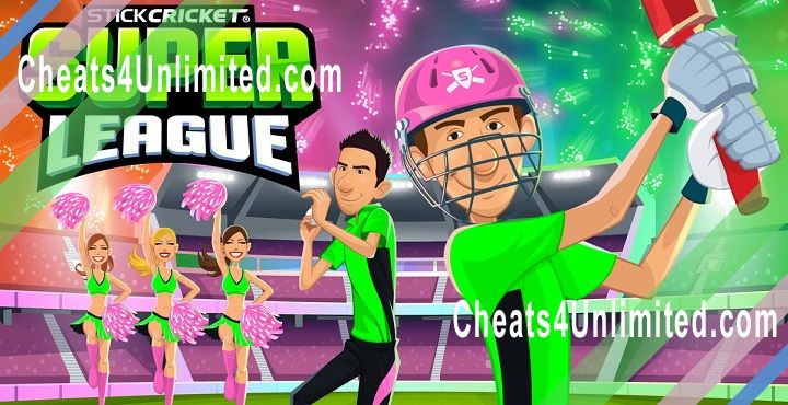 Stick Cricket Super League Hack Money/Coins