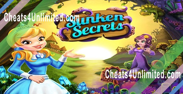 Sunken Secrets Hack Pearls, Coins