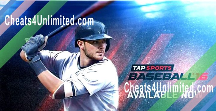 Tap Sports Baseball 2016 Hack Gold
