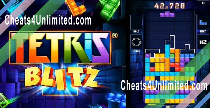 Tetris Blitz Hack Tickets, Spins, Coins