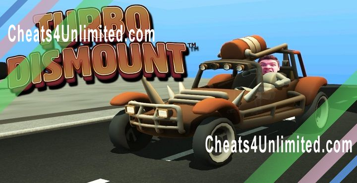 Turbo Dismount Hack Money, Unlock Everything