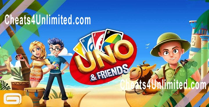 UNO & Friends Hack Tokens, Scratches