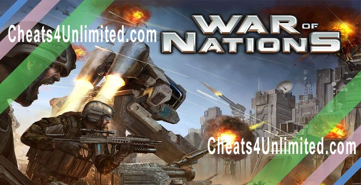 War of Nations Hack Gold