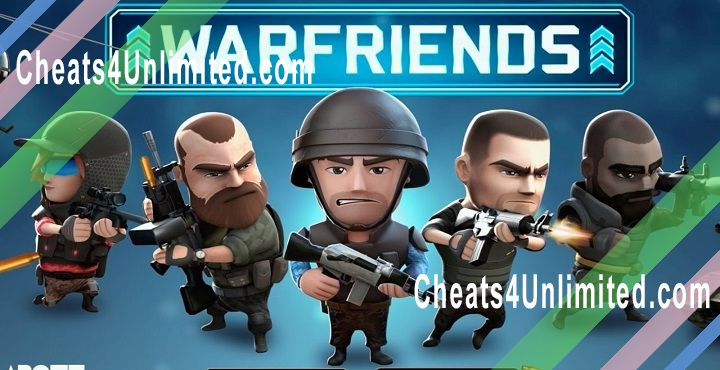 WarFriends Hack WarBucks/Money, Gold