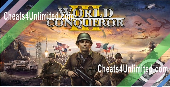 World Conqueror 3 Hack Medals