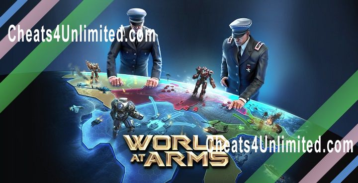 World at Arms Hack Gold Stars, Keys