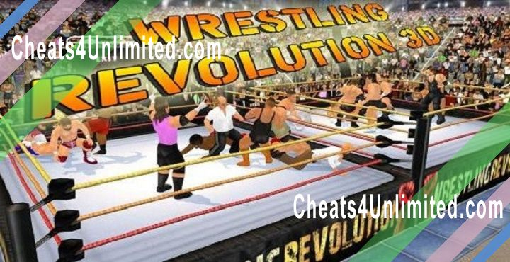 Wrestling Revolution Hack Health, Unlock Everything, Pro Upgrade