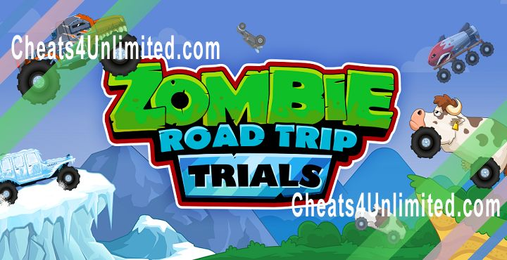 Zombie Road Trip Hack Brains, Coins