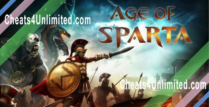 Age of Sparta Hack Gems, Gold, Energy