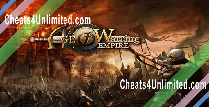 Age of Warring Empire Hack Gold, Stone, Wood, Iron