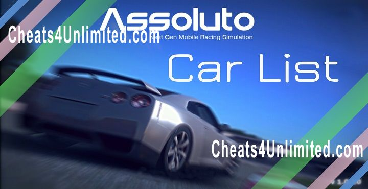 Assoluto Racing Hack Money