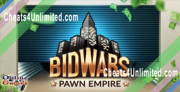 Bid Wars Hack Money, Gold